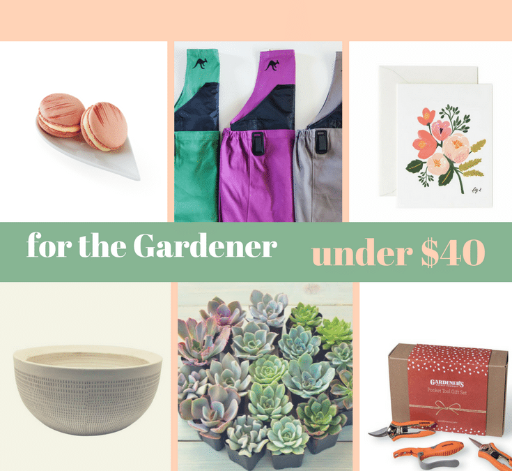 Valentine's Day Gift Guide for the Gardener Under $40