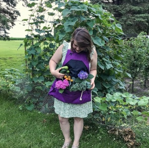 Gardening and Harvesting apron