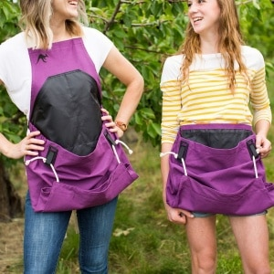 Roo and Joey gardening apron
