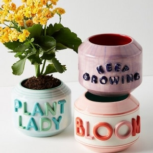 garden pots anthropologie